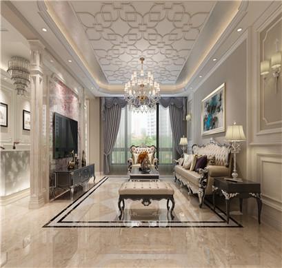 龙湖紫都城  140平 三室两卫 新古典